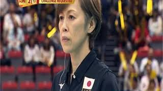 真倒霉!国际排联主席透露重要消息,日本女排淘汰后再遭1大打击