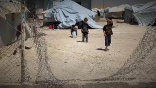 Детей боевиков ИГИЛ вывозят в Европу