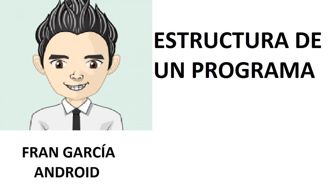 04 Estructura De Un Proyecto En Android Studio Programación Android Studio Tutorial Español Youtube