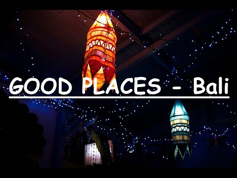LLLProject - Good Places - Bali (with names)
