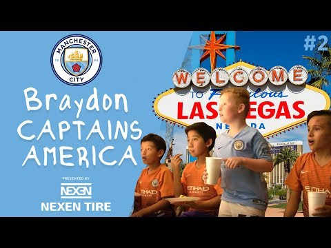 Braydon Captains America | Episode 2 - Braydon heads to Nevada!
