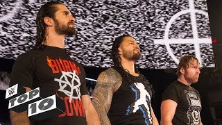 Download Most shocking moments of 2017: WWE Top 10, Dec. 23, 2017 Mp3 and Videos