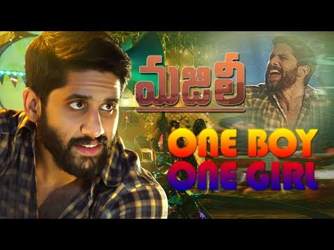 One Boy One Girl Lyrical R || MAJILI Songs || Naga Chaitanya, Samantha, Divyansha Kaushik | Y5TV