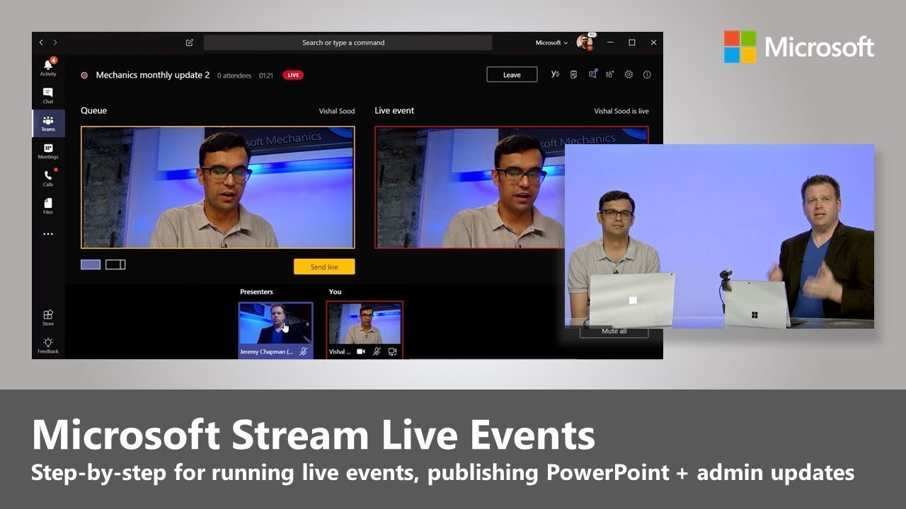 Microsoft has a streaming video service? How to get started with Stream in Office 365