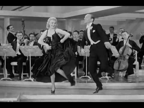 Backwards In High Heels A Fred And Ginger Style Supercut Youtube