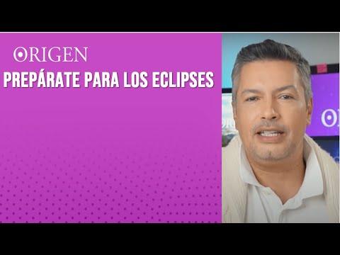 Esta semana, prepárate para los eclipses - Canal Origen