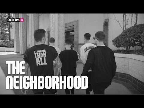 The Neighbourhood Give Complex a Tour of Oak Park, Ca. | The Neighborhood On Complex