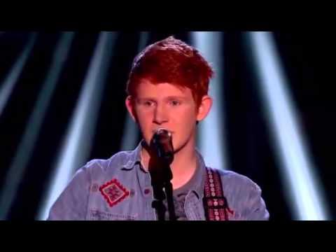 [FULL] Conor Scott - Starry Eyed - The Voice UK Season 2