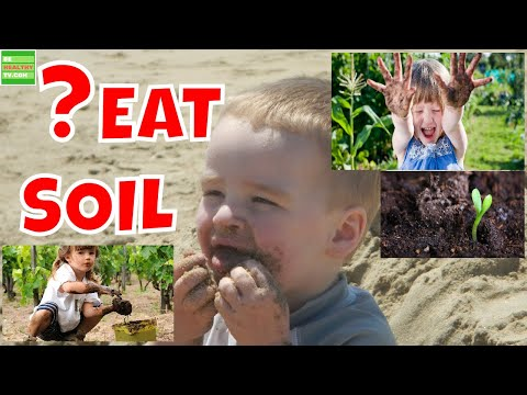 EAT SOIL , Is It Benefit to Eat Soil