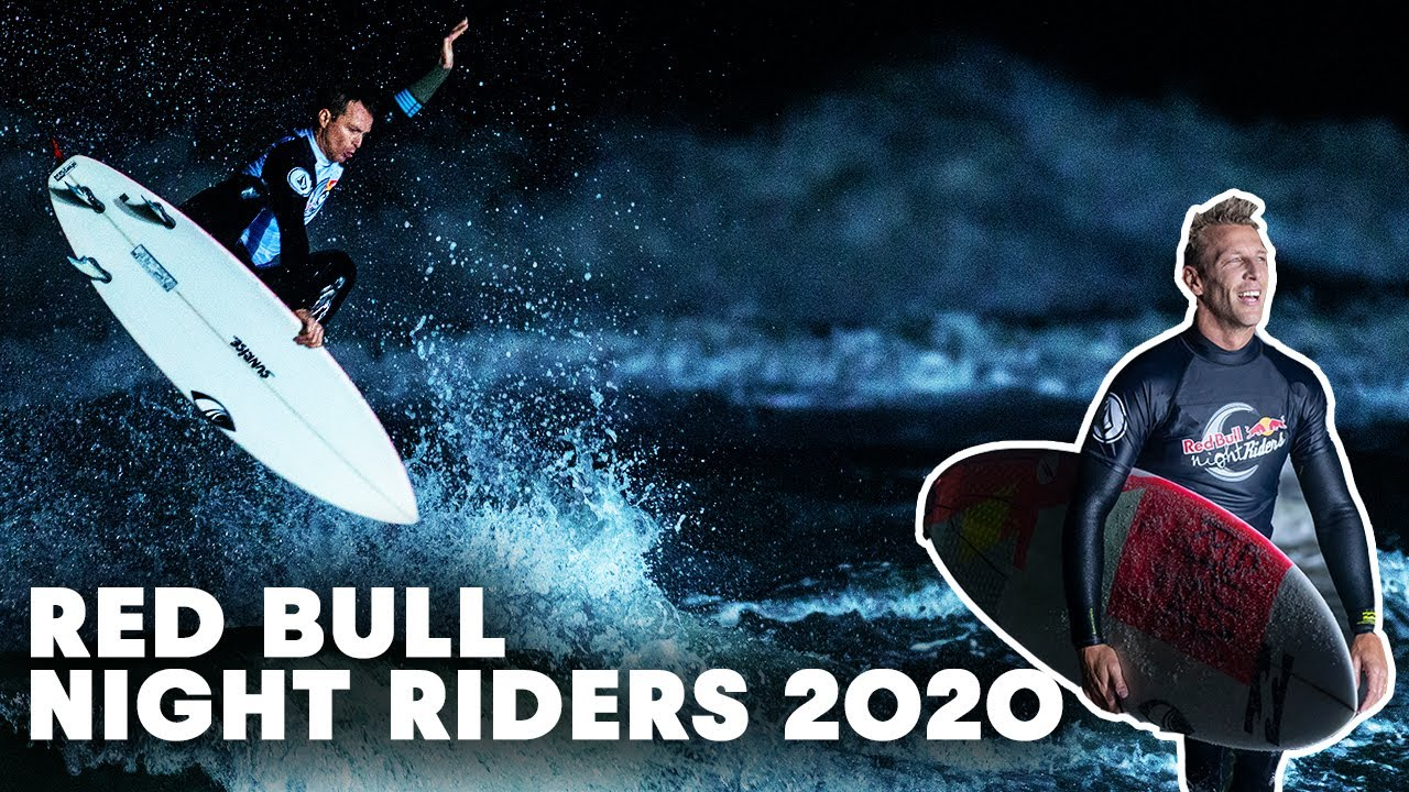 This Is How You Boost Big Airs Under The Moonlight | Red Bull Night Riders 2020
