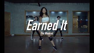 The Weeknd - Earned It│KAYDAY Choreography│DASTREET DANCE