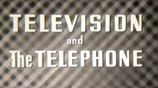 at archives television and the telephone a 1946 film about microwave broadcasting