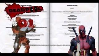 let s play deadpool 01 ein script mit wrtern drin deutsch hd