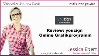 Review: youzign - Einfach online Grafiken erstellen
