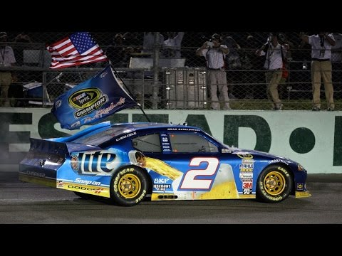 2012 NASCAR Sprint Cup Music Video