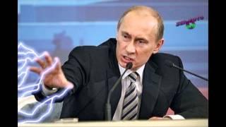 В.В. Путин дал адекватный ответ США и ЕС! Выступление от 18.03.2014