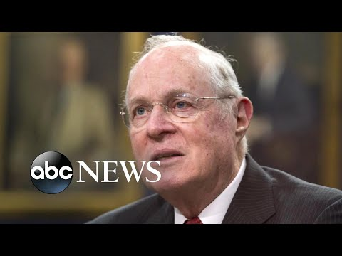 Supreme Court Justice and crucial swing vote Anthony Kennedy is retiring