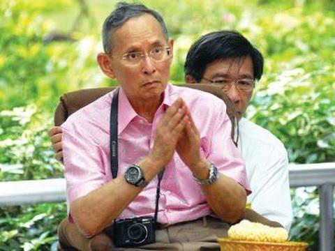 กษัตริย์ไทยเหมือนไม้ใกล้ฝั่ง !!