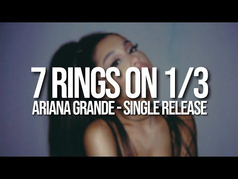 Ariana Grande - 7 RINGS ON THURSDAY ?? (ag5 2nd single) Mp3