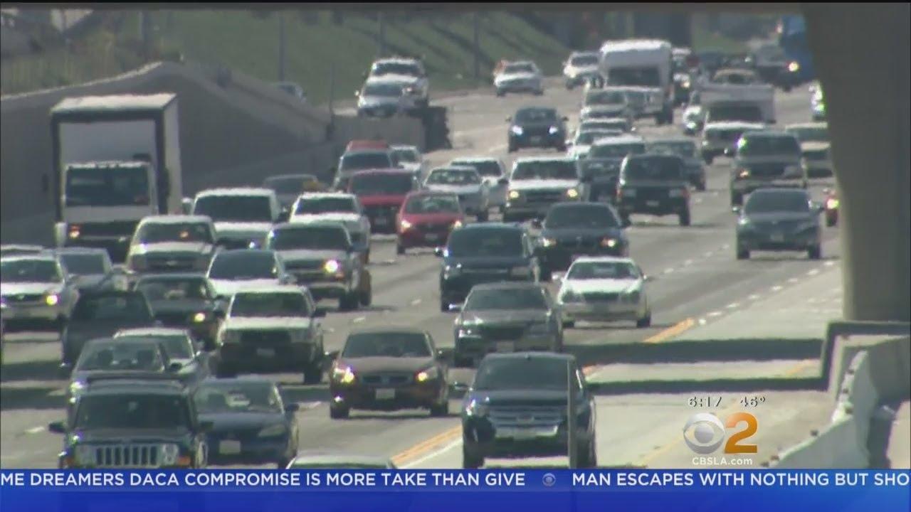 Much-Awaited 405 Freeway Widening Project Gets Underway In OC