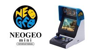 SNK NeoGeo Mini - 40th Anniversary Console (HOBBY)
