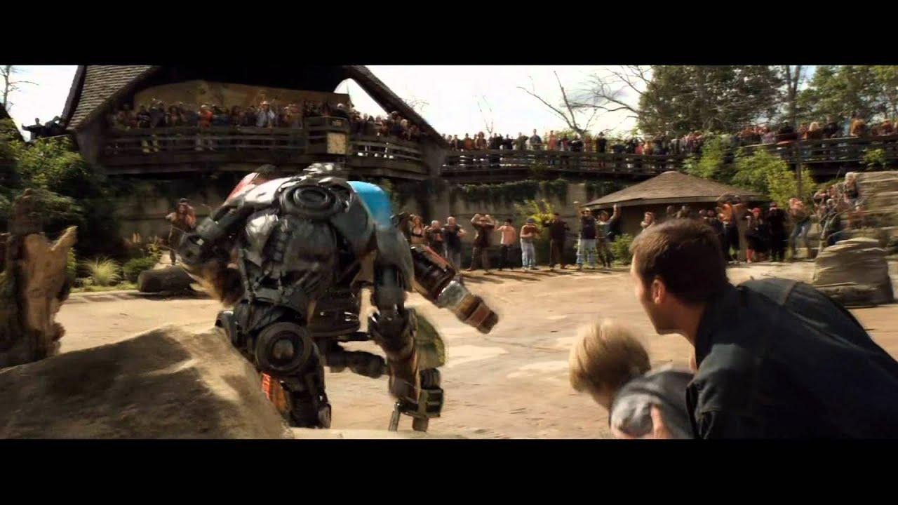 Gigantes de Acero (Real Steel) - Trailer 2 Español Latino - FULL HD ...