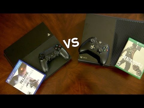 Xbox One vs PS4: The Ultimate Comparison (Review)