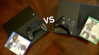 Xbox One vs PS4: The Ultimate Comparison (Review) thumbnail