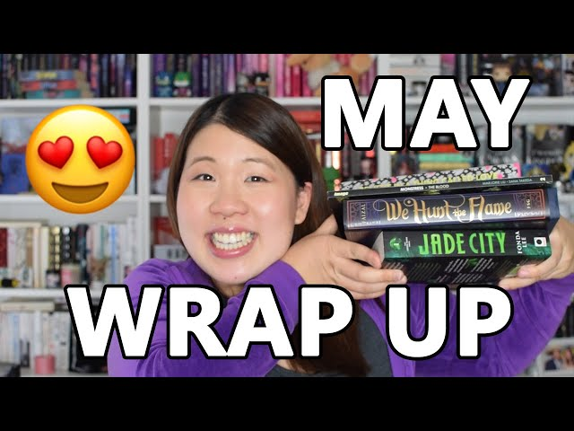 MAY WRAP UP: Best Book of 2019, #AsianReadathon & DNFs