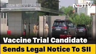 Serum Institute Files 100 Crores Case After Man Says Vaccine Left Him Ill