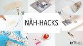 10 Näh-Hacks im Test / Nähtipps die jeder kennen sollte?!