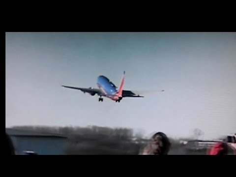 Big Airplane, Little Runway - Southwest Airlines 737