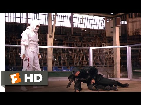 Enter the Ninja (13/13) Movie CLIP - Die with Honor (1981) HD