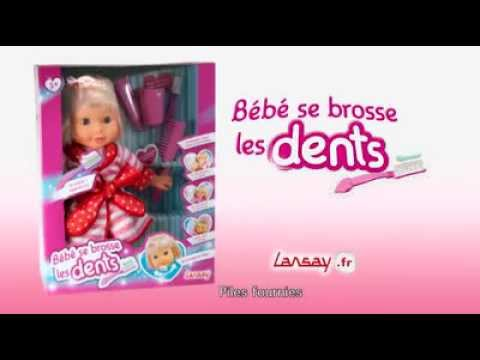 b b se brosse les dents lansay youtube. Black Bedroom Furniture Sets. Home Design Ideas