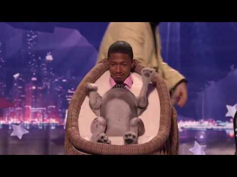 America's Got Talent 10 Year Anniversary Special: Nick Cannon tribute