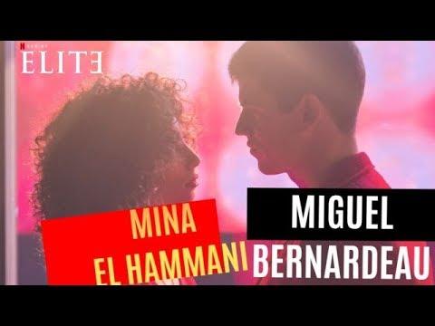 El Mayor Miedo De Miguel Bernardeau Y Mina El Hammani (#Elite)