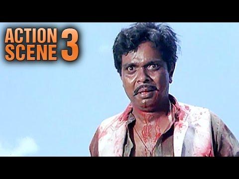 Moti (Dog) Kills Sadashiv Amrapurkar | Teri Meherbaniyan | Jackie Shroff | Action Scene 3 Of 6 | HD