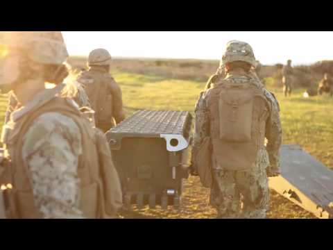 Marines | Land Stitchers