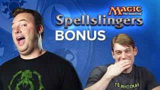 Gag Reel! Day [9] Vs. Alan Tudyk, Ryon & Felicia Day In Magic: The Gathering: Spellslingers