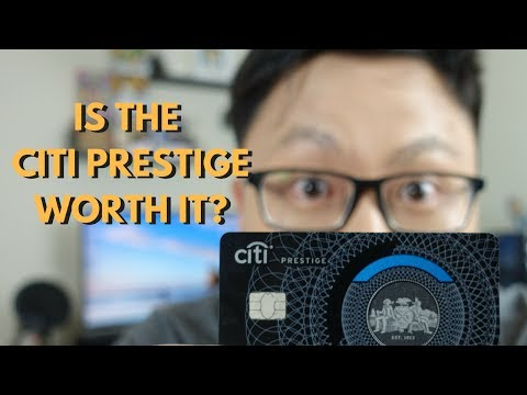 Is the $450 Citi Prestige Worth It? ($1,650 Net Value in Year 1?)