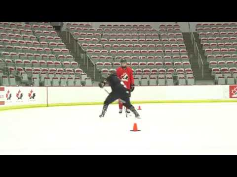 HCN Drill of the Month: Puck Protection Progression