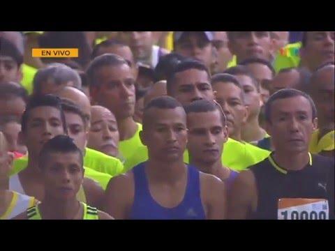 Maratón CAF 2016 (carrera completa)