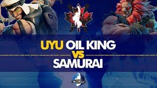 UYU Oil King (Rashid) vs Samurai (Akuma) - Canada Cup 2019 Pools - CPT 2019