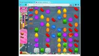 Candy Crush Saga Level 30 3 Stars NO BOOSTERS