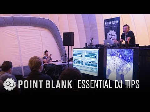 DJ Tutorial: Essential DJ Skills Part 1 - BPM Show 2015  (Traktor, Pioneer)
