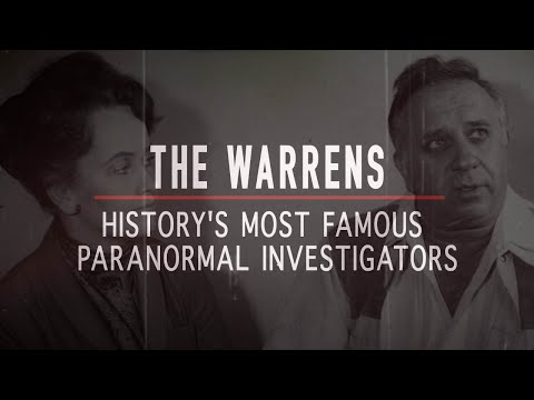 The Warrens: History's Most Famous Paranormal Investigators | Ed & Lorraine Warren Doc Sample