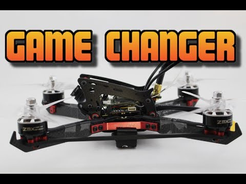Has the Game just CHANGED?! NEW DRONE DESIGN!! Talon Review.