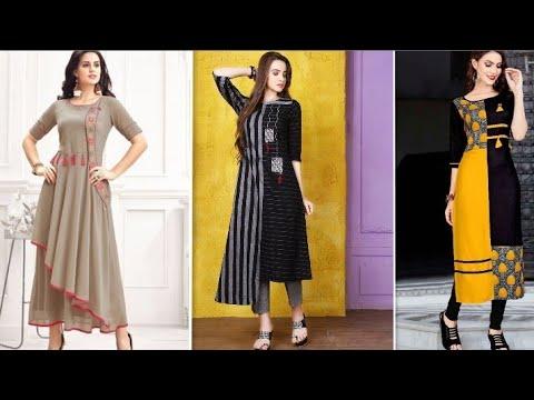 Latest salwar suit designs for girls 2019 / designs for salwar suit