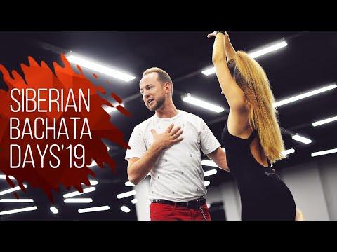 Siberian Bachata Days 2019 @ Мастер-классы