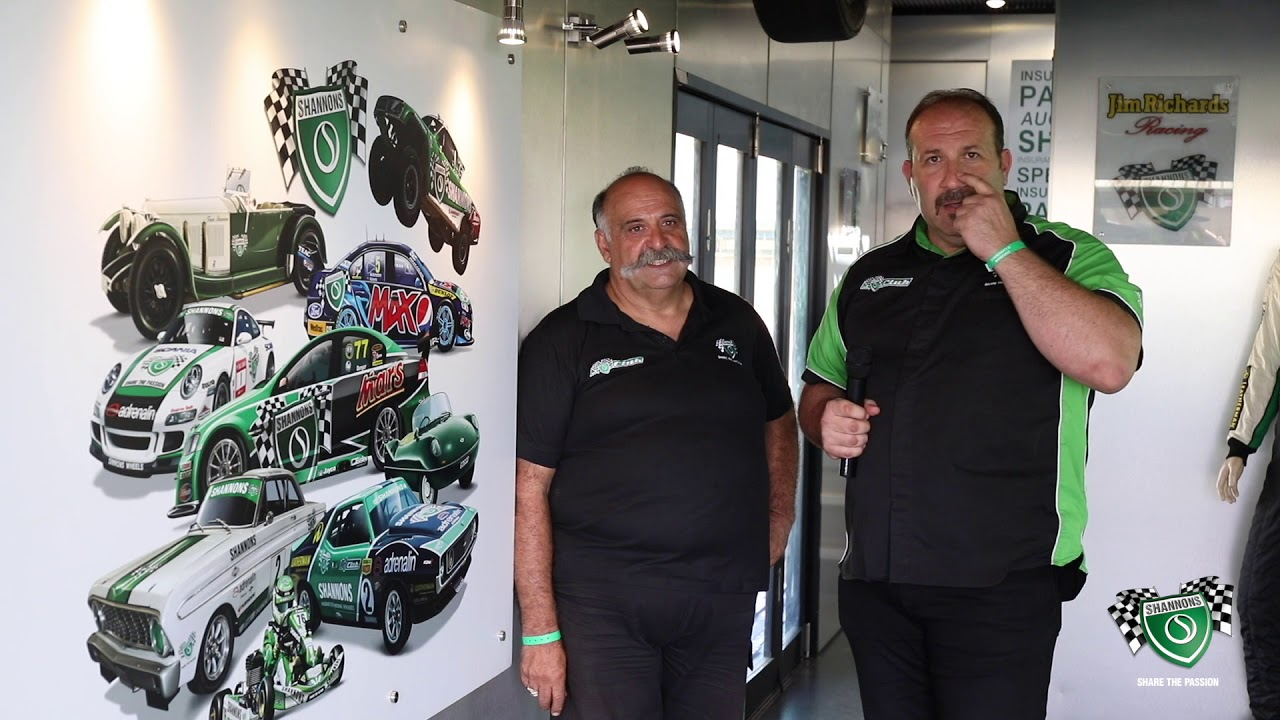 Shannons Super Rig - Chat with Nick at Summernats 32